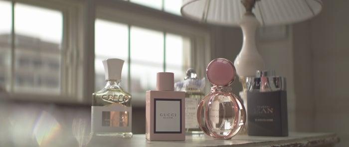 「香水の日」キャンペーン動画より