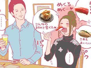 初デートでお寿司屋さんに行くのが危険な理由