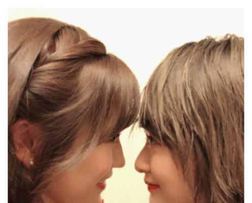 "AKB48渡辺麻友&乃木坂46生駒里奈、""いこまゆ""密着ハグに「近すぎ」「癒される」とファン歓喜"