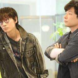 綾野剛&星野源「MIU404」新春に全話一挙放送SP決定