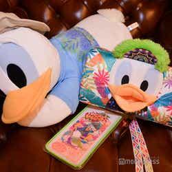 ドナルドダックのグッズがいっぱい!(C)モデルプレス(C)Disney