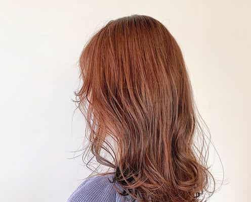 ロング向けの秋のトレンドヘアカラー特集。おしゃれな髪色で旬の仕上がりに