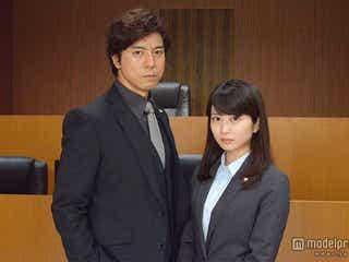 上川隆也&志田未来が初タッグ「最高の相棒」