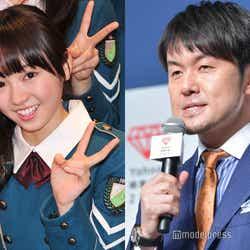 モデルプレス - 欅坂46今泉佑唯が卒業発表 冠番組MC・土田晃之がコメント