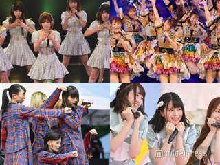 <TIF2019・3日目>大トリはAKB48 SKE48・=LOVE・BiSHら豪華集結【写真特集/400枚超】