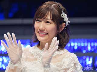 """渡辺麻友、AKB48で期待するメンバーを指名 卒業後にやってみたいことが""""庶民的""""だった<渡辺麻友卒業コンサート/会見一問一答>"""