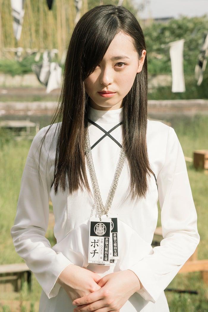 福原遥(C)2019 河本ほむら・尚村透/SQUARE ENIX・「映画 賭ケグルイ」製作委員会