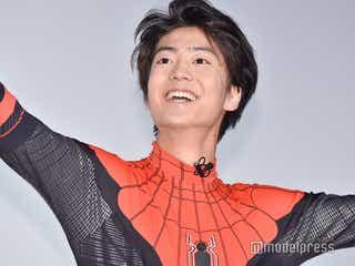 伊藤健太郎、スパイダーマンスーツ姿に赤面「裸を見られている気分」