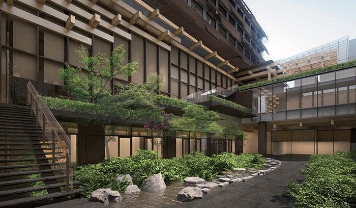 新風館/画像提供:隈研吾建築都市設計事務所