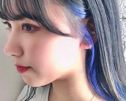 暗髪×インナーカラーにきゅん★人気の組み合わせを知りたいっ
