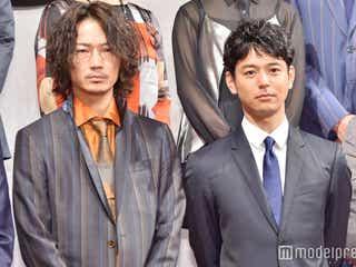 綾野剛、妻夫木聡と同居生活 「幸せだった」エピソード披露「イチャイチャするのやめます」