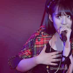 「虫のバラード」矢作萌夏/AKB48柏木由紀「アイドル修業中」公演(C)モデルプレス