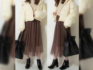 【しまむら】このクオリティで700円?!コスパ最強の高見えスカート&コーデ