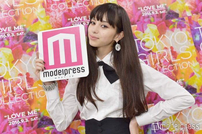 モデルプレスのインタビューに応じた中条あやみ(C)モデルプレス