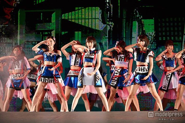AKB48総選挙イベント開幕 福岡ヤフオク!ドームが熱気に包まれる(C)AKS【モデルプレス】