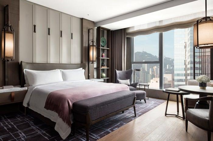 セントレジス香港/画像提供:マリオット・インターナショナル