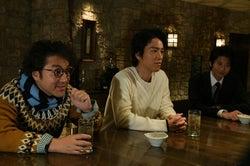 ムロツヨシ、桐谷健太、向井理/「きみが心に棲みついた」第5話より(C)TBS