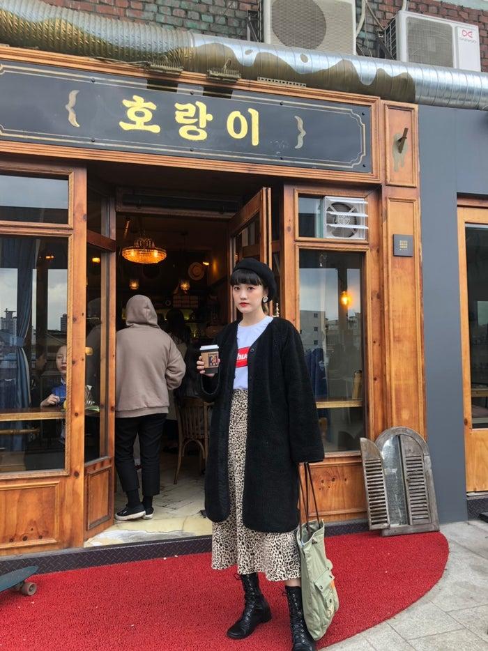 おしゃれにキメて現地で人気のカフェをはしごしちゃおう!/高井香子さん(提供画像)