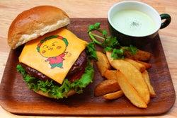"""""""コジコジカフェ""""ルミネ横浜で、見た目も可愛いパンケーキやバーガーに舌鼓"""