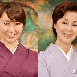 矢田亜希子の美貌を野際陽子が絶賛 「昼ドラ」初挑戦に意気込み