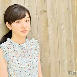 インタビューに応じた永野芽郁(C)モデルプレス