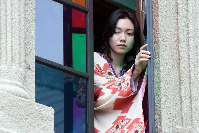 二階堂ふみ/「この世界の片隅に」第5話より(C)TBS