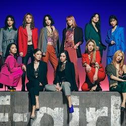 E-girls、メンバー皆が今後の未来を語る「ファンの皆さんが大切な存在であるということは変わらない」