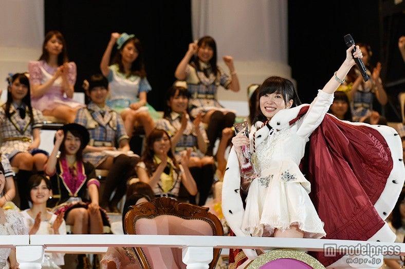 「第7回AKB48選抜総選挙」、フジ生中継の視聴率発表(C)AKS【モデルプレス】