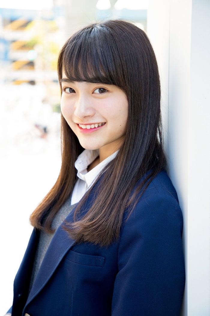 昨年度「女子高生ミスコン2017‐2018」グランプリの福田愛依