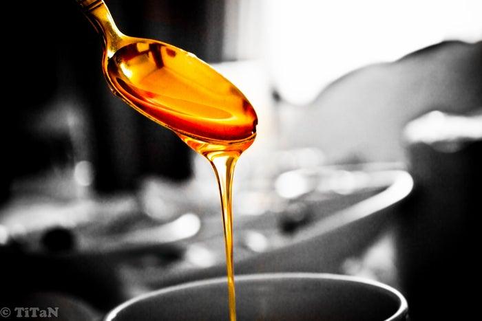 ハチミツで甘さを足して/Honey  by Amgad Fahmi