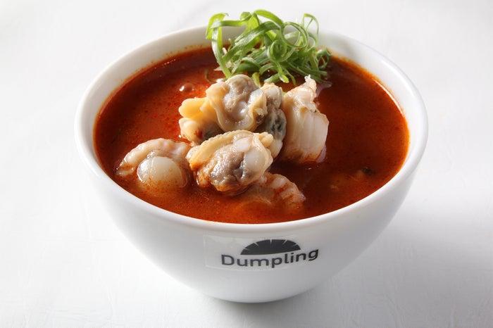 具沢山ブイヤベースのスープ餃子/画像提供:セクションワン