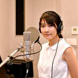 モデルプレス - 「この世界の片隅に」松本穂香、初レコーディングに「すごくドキドキ」 透明感のある歌声披露