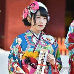 久代梨奈/AKB48グループ成人式記念撮影会 (C)モデルプレス