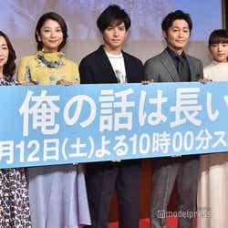 左から:原田美枝子、小池栄子、生田斗真、安田顕、清原果耶 (C)モデルプレス