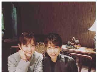 """高島彩&加藤綾子、プライベート""""アヤパン&カトパン""""2ショットに反響続々「最強女子アナコンビ」"""