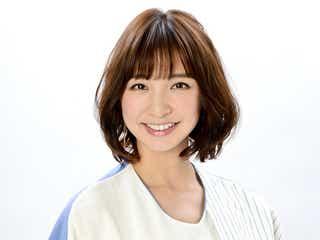 篠田麻里子、約3年ぶりの地上波連ドラレギュラー「挑戦的で前代未聞」のテーマに意気込み