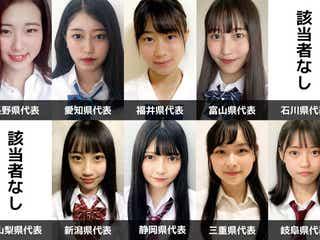 「女子高生ミスコン2020」中部エリアの代表者が決定<日本一かわいい女子高生/SNS審査結果>