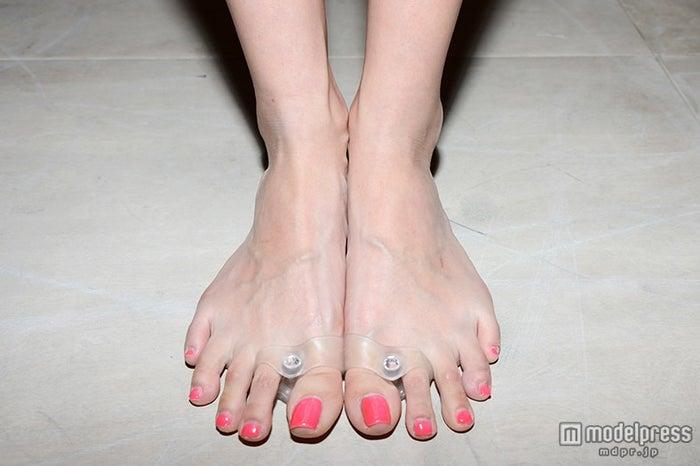 ほっそり脚に近づける美脚整形リング