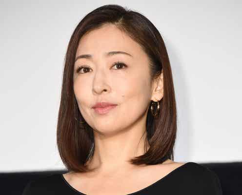 松雪泰子、舞台出演中に骨折していた プロ根性に共演者も感嘆