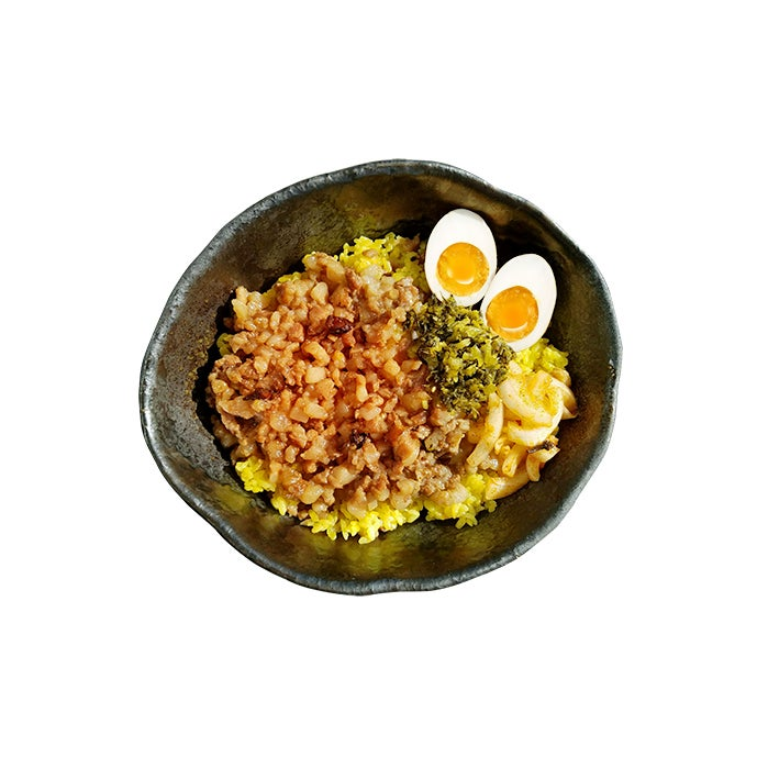 魯肉飯750円/画像提供:SPICY CURRY魯珈