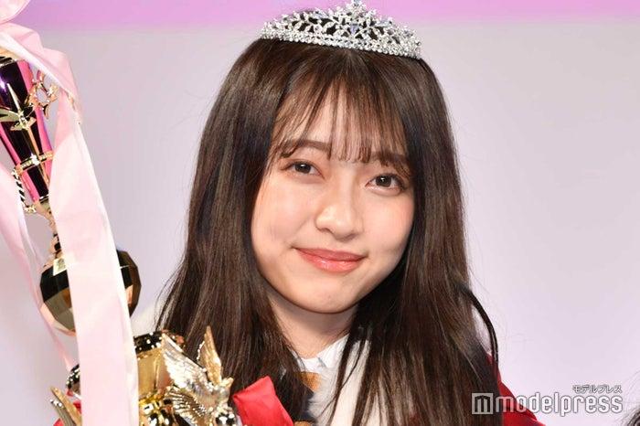 「女子高生ミスコン2020」グランプリのひっかさん (C)モデルプレス