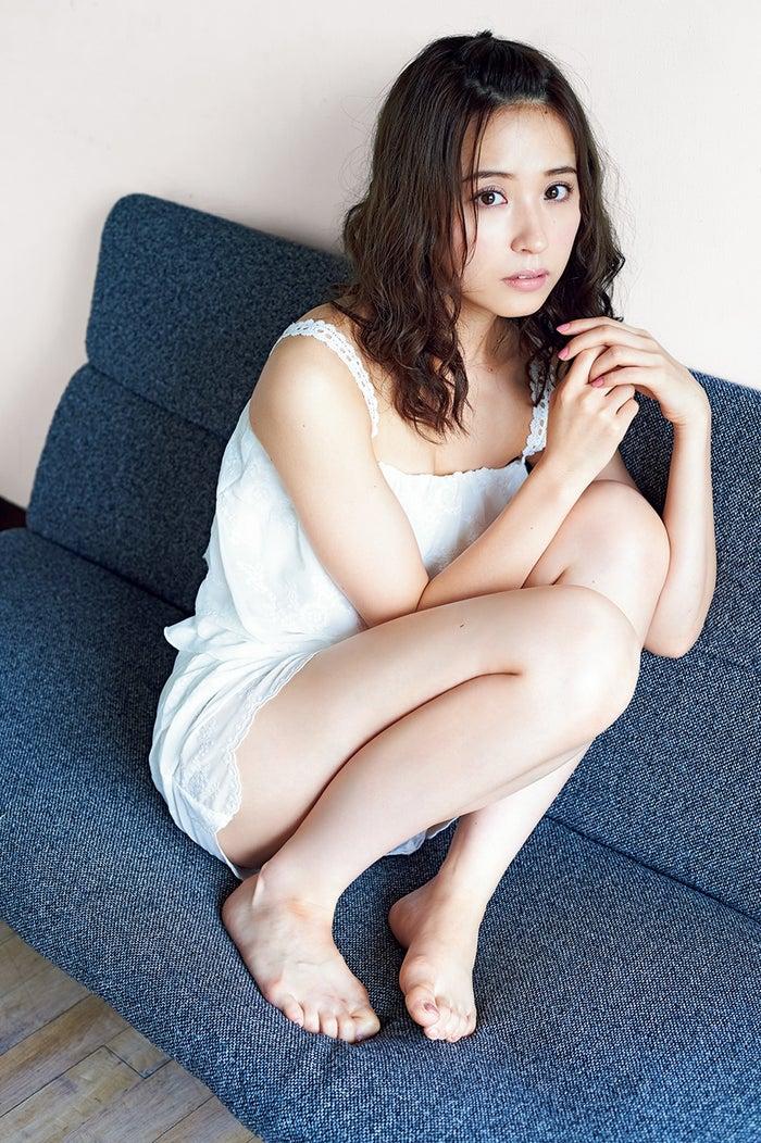 衛藤美彩「週刊少年マガジン」35号より/画像提供:講談社