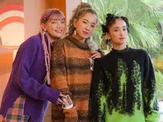 <スダンナユズユリー インタビュー>E-girlsと同時解散を決めた理由、最後の作品に込めた思い、今3人が届けたいメッセージ…