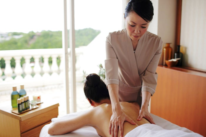 女子旅ならではの癒し体験/画像提供:海辺ホテル プライムリゾート賢島