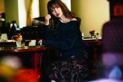 小嶋陽菜、艶がある大人の女性を表現「ビッキー」イメージモデルに