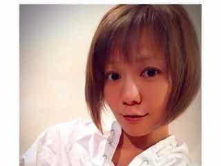 華原朋美、ショートカットに劇的イメチェン「別人級」