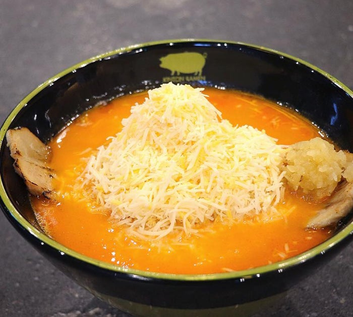チーズらーめん/画像提供:KINKA FAMILY JAPAN