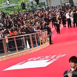 「第29回東京国際映画祭」レッドカーペット(C)モデルプレス