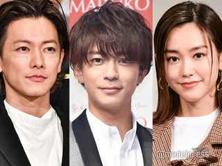三浦翔平、妻・桐谷美玲との役割分担明かす 佐藤健も「いいパパ」