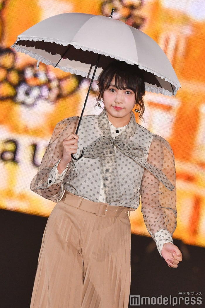 渡辺梨加(C)モデルプレス